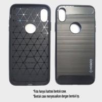 Softcase Hogoo Premium Slim Carbon Case SAMSUNG j2 prime a6 j8 j7 pro