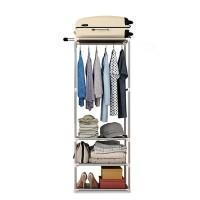 lemari pakaian gantung stand hanger rak serbaguna type RG