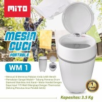 Mito WM-1 Mesin Cuci Mini 3.5 Kg