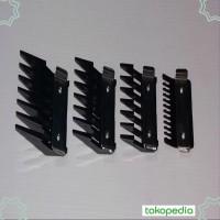 Asli Sepatu / Ukuran Pemotong Untuk Clipper / Alat Mesin Cukur Rambut