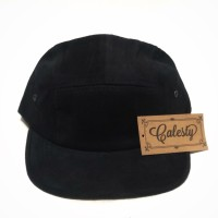 Topi Snapback 5 Panel Polos - Baseball Cap Five Panels High Quality