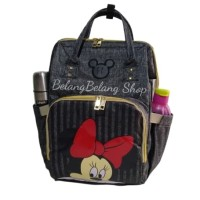 Anello anelo diaper bag tas bayi disney mickey minnie mouse upgrade
