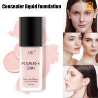 Foundation Cair Kosmetik / Makeup Matte Melembabkan   Mengontrol Minya