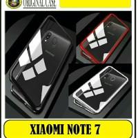 Case xiomi redmi note 7 bening, transparan original hardcase