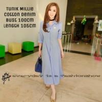 Tunik Millie [Dress 0141] QG7 KP19⠀⠀⠀⠀⠀⠀⠀⠀⠀⠀