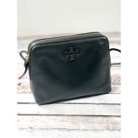 New Ori Asli Authentic Black Tory Burch Taylor Camera Bag