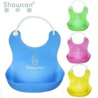 SALE! Slabber Silicone / Bib Silicon / Celemek Anak / BPA FREE