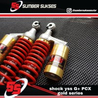 shock yss gplus original Pcx gold series