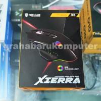 Rexus Xierra X8 Gaming Mouse