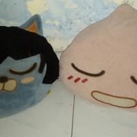 Boneka Bantal Cushion Line