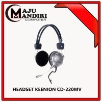 HEADSET KEENION CD-220MV (PLUS PACKING)