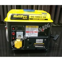 Multipro GG-1000/2 SW Genset Portable (Generator Set)