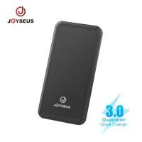 Powerbank Dual USB 10000mah Joyseus JP64 QC 3.0 Ultra Thin - PB0006