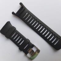 Tali Jam Tangan D-Ziner 8182 Strap D-ZINER Rubber Watch Dz-8182 Hitan