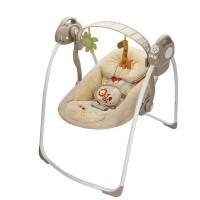 BabyElle Automatic Baby Swing Beige / Ayunan Bayi / Bouncer