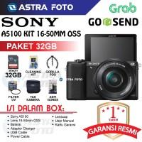 SONY ALPHA A5100 / SONY A5100 KIT 16-50 GARANSI RESMI 1th 32GB