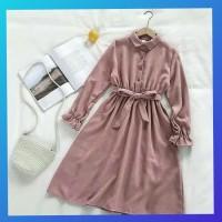 tunik 4 pilihan warna dusty/ atasan wanita blouse muslim / baju hijab