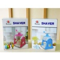 Mesin Serut Es Batu Manual Ice Shaver Packing Aman
