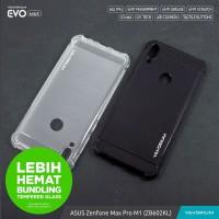 VEVORIUM EVO MAX Asus Zenfone Max Pro M1 ZB602KL Soft Case Anti Crack