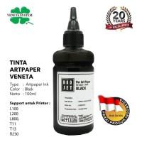 ART PAPER INK FOR PRINT HEAD EPSON 100 ML - Hitam
