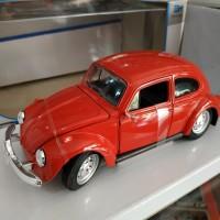 Cuci Gudang Diecast Maisto 1/24 Volkswagen Beetle