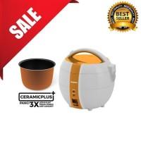 MagiCom Lapis Keramik / Rice Cooker 1.2L Maspion