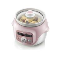 Bear Baby Slow Cooker 1.0L DDG-D10B1 - Pink