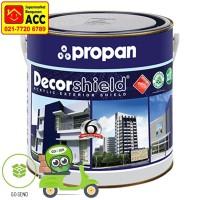 Propan Decorshield Cat Tembok Premium Exterior Warna Putih 2,5 liter
