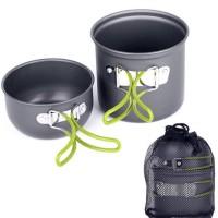 cooking set Ds 101 alat masak camping hiking outdoor adventure