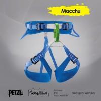 Harness Petzl Macchu for children