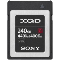 Sony XQD 240GB G Series Memory Card