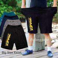 Celana Pendek SUPER BIG SIZE JUMBO