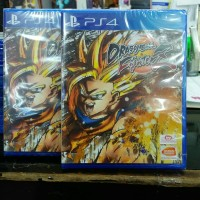 PS4 GAME DRAGON BALL FIGHTER Z