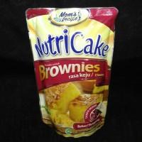 Nutri Cake Premiks Untuk Brownies Rasa Keju Cheese