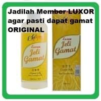 Jelly Gamat Luxor 1000 ml (1 liter)