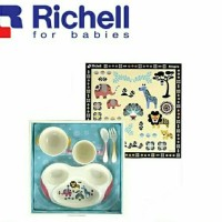 Richell Kindpro Feeding Set