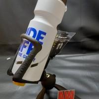 tempat air minum sepeda MTB di frame tengah