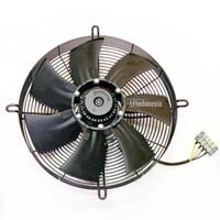 Exhaust Fan Chiller Condensor Ziehl Abegg Dia 400 mm 3 Phase