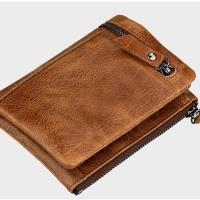 RFID PROTECTED Wallet / Dompet Pria / Dompet Kulit Asli - WL081