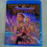kaset bluray Avengers End Game