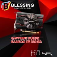 VGA Sapphire Pulse RX 550 2GB