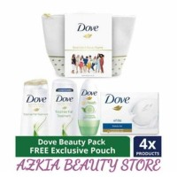 [PROMO] DOVE BEAUTY TRAVEL PACK (NEW)