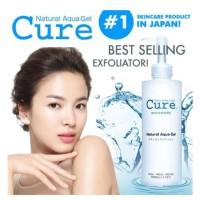 Cure Natural Aqua Gel / Gel Pengobatan Cair 100% Original Japan