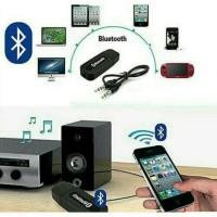 USB Music Bluetooth Audio Receiver Car 3.5mm Terlaris