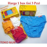 Celana Dalam Anak GT MANkids GTMK01 Isi 3 Pcs