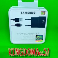 Casan Charger type C samsung note 8 S8 S9 fast charging original 100%
