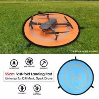 Helipad pendaratan dji all drone 55cm waterproof