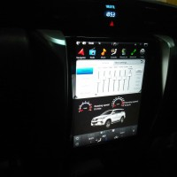 head unit tesla 12inch fortuner