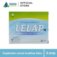 Natural Formula Lelap - 3 Strip @4 Kaplet