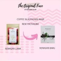 BEST! Masker kopi / masker wajah / masker komedo by NURJANAH SALIM
